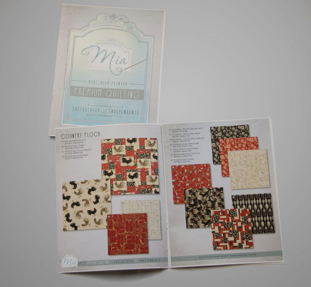 Mia Distributor Catalog Layout